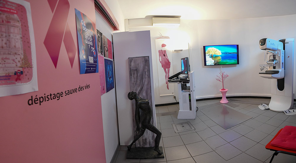 Mammographie Tournai