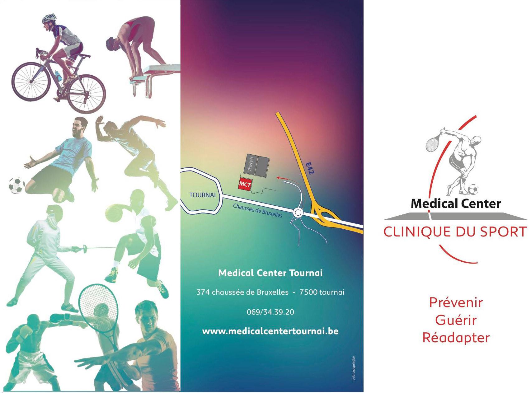 Médecine Sportive Tournai