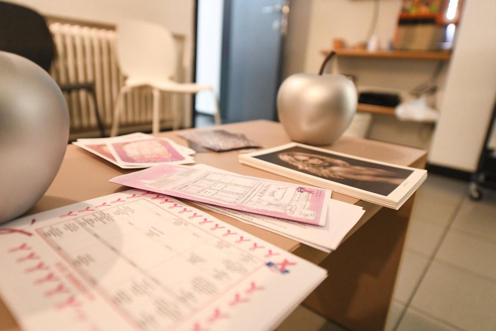 Information mammographie